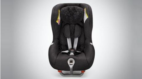 Child Seat, rearward facing
